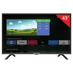 "Телевизор THOMSON T43FSL5130, 43"" (108 см), 1920х1080, Full HD, 16:9, Smart TV, Android, Wi-Fi, черный"