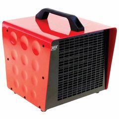Тепловая пушка электрическая РЕСАНТА ТЭПК-3000, 3000 Вт, 220 В, квадратная, красная