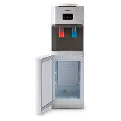 Кулер для воды HOT FROST V115B, напольный, НАГРЕВ/ОХЛАЖДЕНИЕ КОМПРЕССОРНОЕ, холодильник, 2 крана