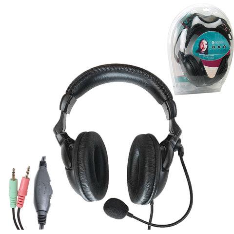 Наушники с микрофоном (гарнитура) DEFENDER HN-898 ef0fc7c882fb4