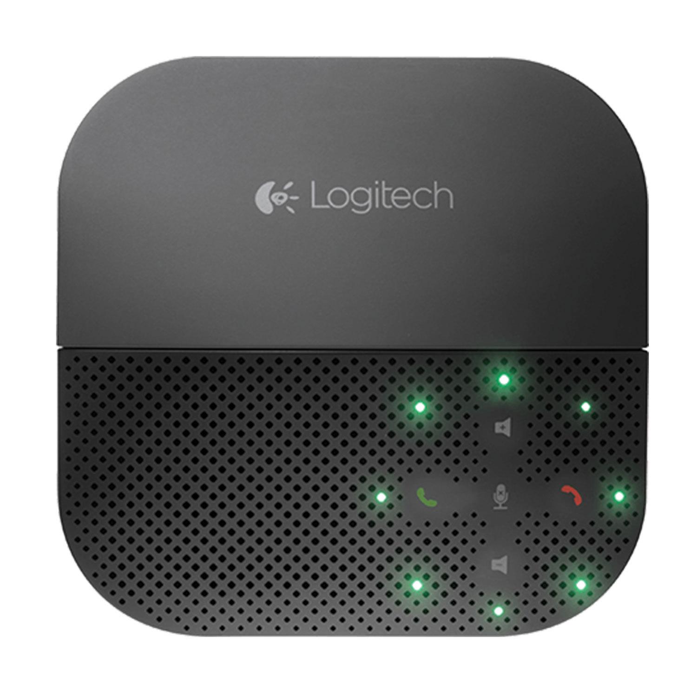 Система голосовой связи LOGITECH P710E, частотный диапазон 140-16000 Гц, чувствительность 85 дБ, 980-000742