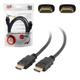 Кабель HDMI, 1,8 м, GEMBIRD, M-M, экранированный, для передачи цифрового аудио-видео