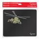 """Коврик для мыши GEMBIRD MP-GAME9 """"Вертолет"""", ткань+вспененная резина, 250x200x3 мм, черный"""