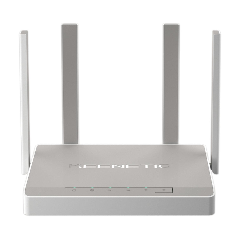 Маршрутизатор KEENETIC Giga, KN-1010, 5x1 Гбит, SFP, USB 2.0+3.0, Wi-Fi 2,4+5 ГГц 802.11ac, 400+867 Мбит