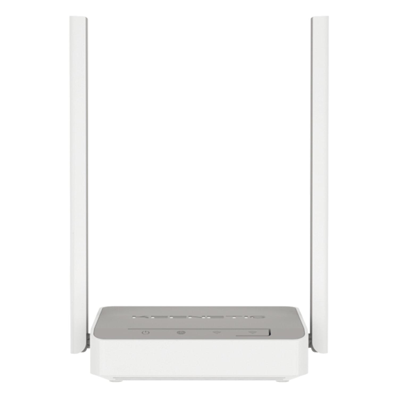Маршрутизатор KEENETIC Start, KN-1011, 4x100 Мбит, Wi-Fi 2,4 ГГц 802.11n, 300 Мбит