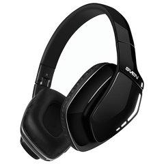 Наушники с микрофоном (гарнитура) SVEN AP-B550MV, Bluetooth, беспроводные, с оголовьем, черные, SV-015008