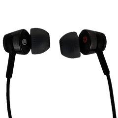 Наушники с микрофоном (гарнитура) SONY MDR-EX155АР, проводные, 1,2 м, вкладыши, стерео, черные