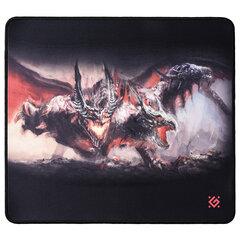 Коврик для мыши игровой DEFENDER Cerberus XXL, ткань + резина, 400x355x3 мм, 50556