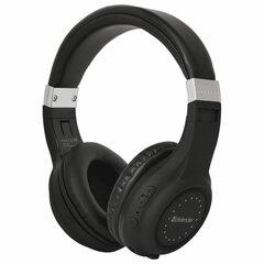 Наушники с микрофоном (гарнитура) DEFENDER FreeMotion B551, Bluetooth, беспроводные, с оголовьем, черные