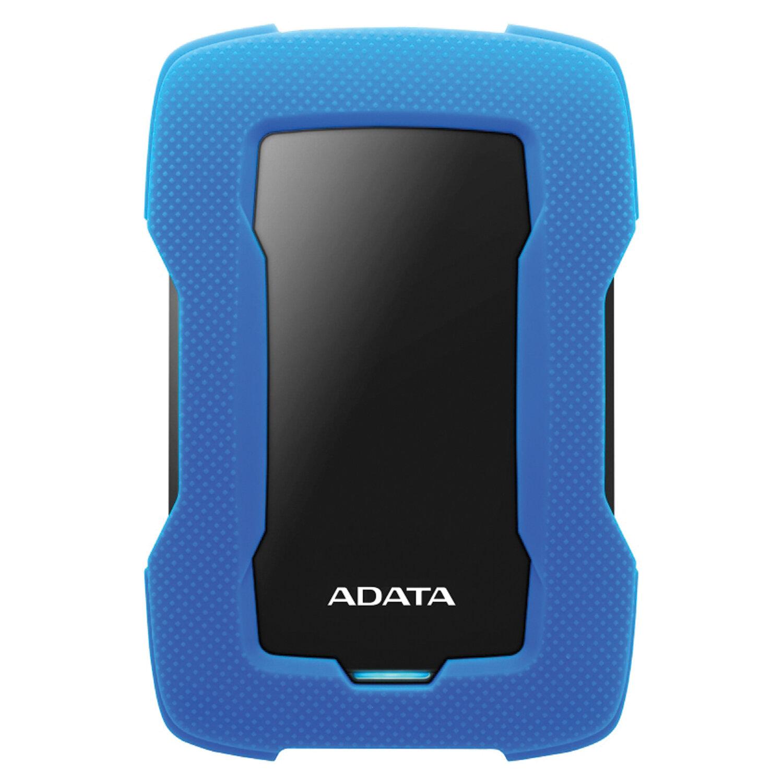 "Внешний жесткий диск A-DATA DashDrive Durable HD330 1TB, 2.5"", USB 3.0, синий, AHD330-1TU31-CBL"