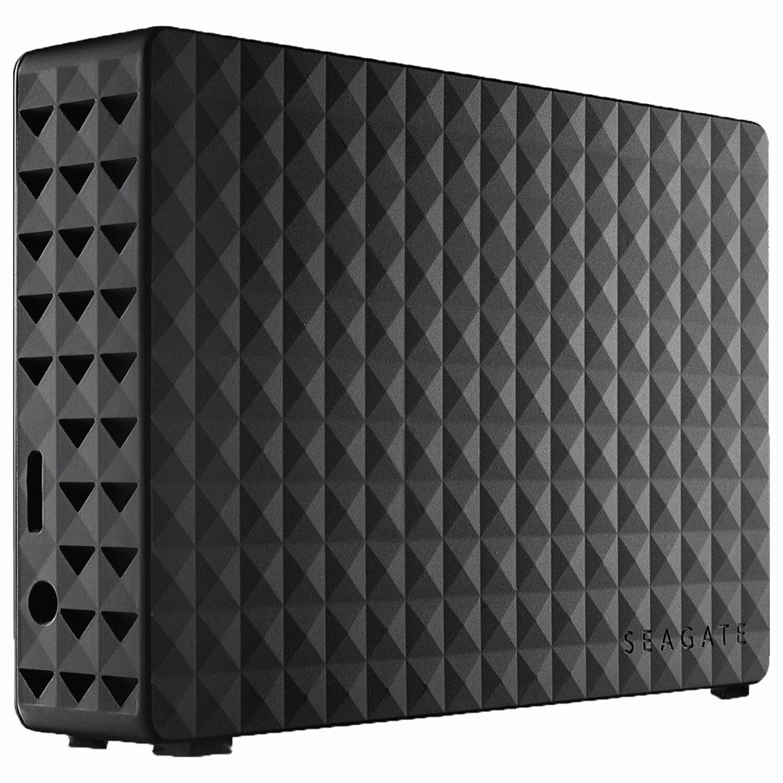 """Внешний жесткий диск SEAGATE Expansion Portable 8TB, 3.5"""", USB 3.0, черный, STEB8000402"""