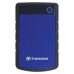 """Внешний жесткий диск TRANSCEND StoreJet 1TB, 2.5"""", USB 3.0, синий, TS1TSJ25H3B"""