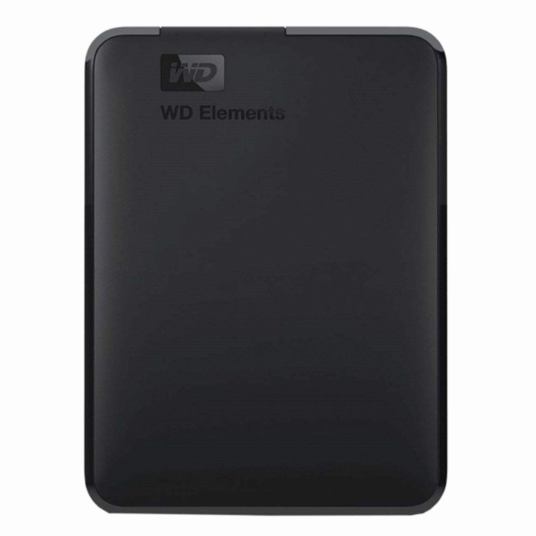 """Внешний жесткий диск WD Elements Portable 4TB, 2.5"""", USB 3.0, черный, WDBU6Y0040BBK-WESN"""