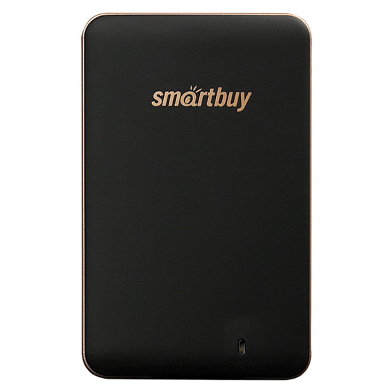 """Внешний SSD накопитель SMARTBUY S3 Drive 512GB, 1.8"""", USB 3.0, черный, SB512GB-S3DB-18SU30"""