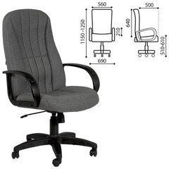 """Кресло офисное """"Классик"""", СН 685, серое"""