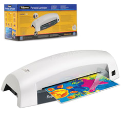 Ламинатор FELLOWES LUNAR, формат A4, толщина пленки 1 сторона 75-80 мкм, скорость - 30 см/минуту