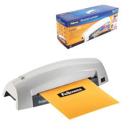 Ламинатор FELLOWES LUNAR, формат A3, толщина пленки 1 сторона 75-80 мкм, скорость 30 см/мин, FS-57167