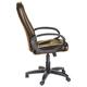 """Кресло офисное """"Канц"""", экокожа, коричневое"""