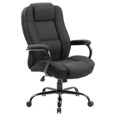 """Кресло офисное BRABIX PREMIUM """"Heavy Duty HD-002"""", усиленное, НАГРУЗКА до 200 кг, ткань, 531830"""