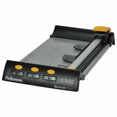Резак роликовый NEUTRON PLUS A4 10 листов, длина реза 320 мм, металлическая основа FELLOWES, FS-54101