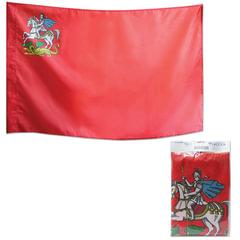 Флаг Московской области, 90х135 см, упаковка с европодвесом