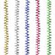 "Мишура ""Искорка"", 1 штука, диаметр 20 мм, длина 2 м, ассорти 5 цветов"