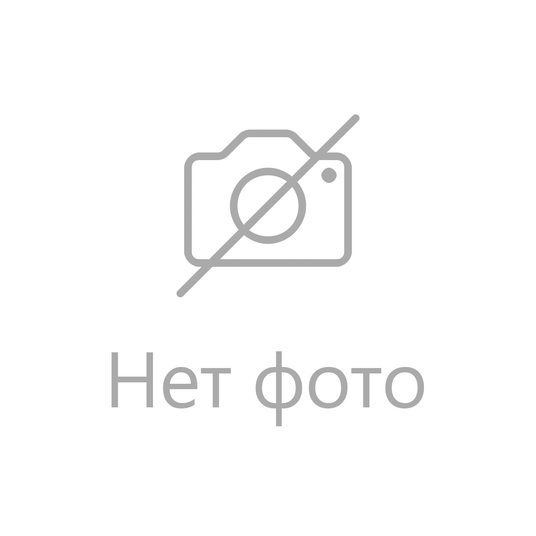 Колпак новогодний, из нетканого материала (полиэстер), 28х38 см, красно-белый