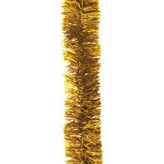 "Мишура ""Праздничная"", 1 штука, диаметр 35 мм, длина 2 м, золото"