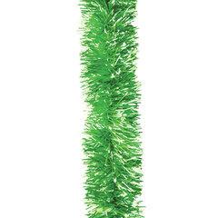 """Мишура """"Иней"""", 1 штука, диаметр 50 мм, длина 2 м, зеленая"""