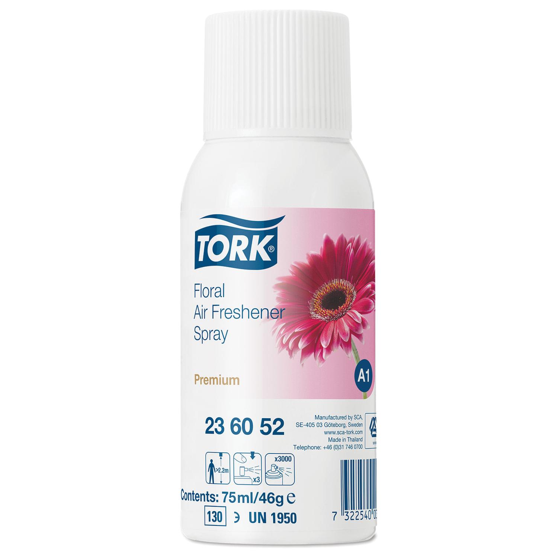 Сменный баллон 75 мл, TORK (Система А1) Premium, цветочный, 236052