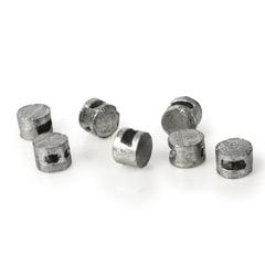 Пломбы свинцовые, диаметр 10 мм, высота 7 мм, упаковка 10 кг