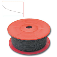 Пломбировочная проволока двужильная, нержавеющая, диаметр 0,65 мм, длина 100 м