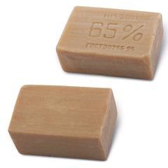Мыло хозяйственное 65%, 200 г, ЭФКО, без упаковки, Х102/1/80332/10908