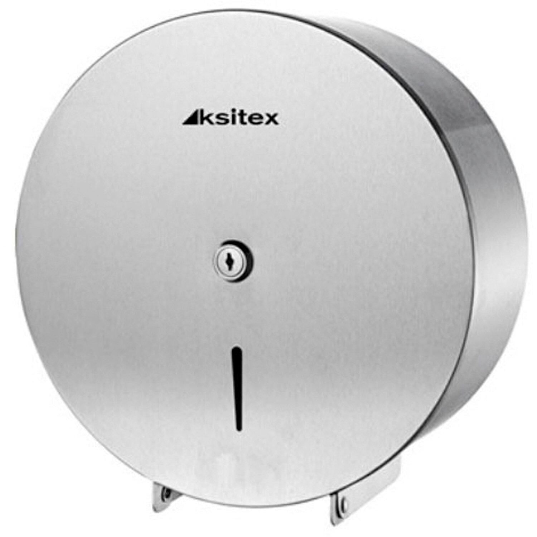 Диспенсер для туалетной бумаги KSITEX (Система Т2), нержавеющая сталь, матовый, TH-5822SW