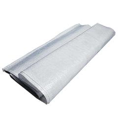 Мешки полипропиленовые до 50 кг, комплект 100 шт., 105х55 см, вес 72 г, широкого спектра применения, белые