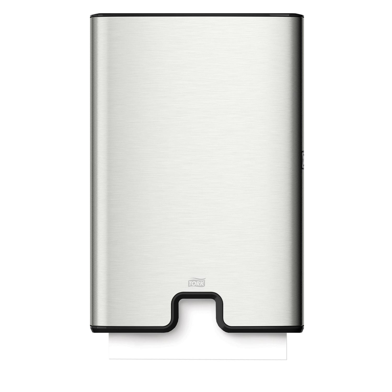 Диспенсер для полотенец TORK (Система H2) Image Design, Multifold, металлический