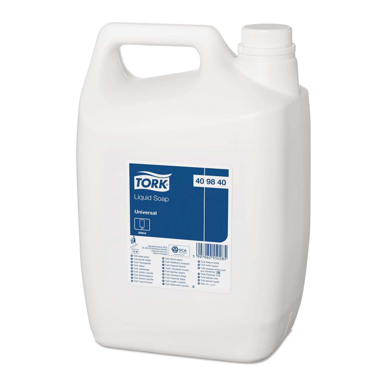 Мыло-крем жидкое TORK Universal, 5 л, 409840