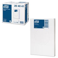 Пакеты гигиенические TORK (Система B5) Premium, КОМПЛЕКТ 25 шт., полиэтиленовые, объем 1,4 л, 204041