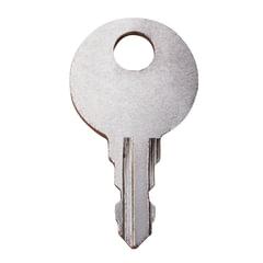 Ключ для диспенсеров с металлическим замком TORK Wave, металлический