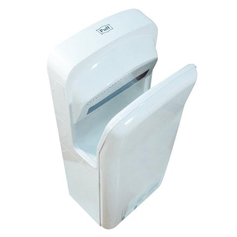Сушилка для рук PUFF 8878B, 2000 Вт, скорость потока 84 м/с, погружного типа, пластик, белая
