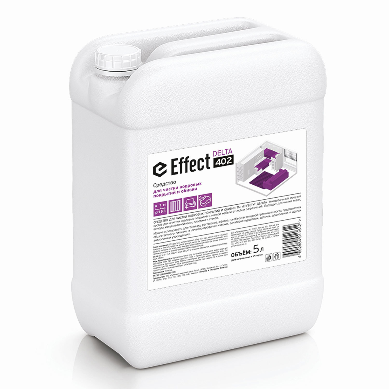 """Средство для чистки ковровых покрытий и обивки 5 кг, EFFECT """"Delta 402"""""""
