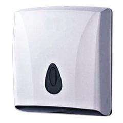 Диспенсер для полотенец KSITEX (Система H3), ZZ (V), белый, ТН-8228А