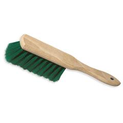 Щетка-сметка для уборки, ручка 18 см, длина щетины 6 см, ширина 4 см, деревянная, YORK, 500