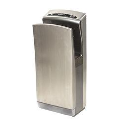 Сушилка для рук SONNEN K7, 1650 Вт, погружного типа, время сушки 10 секунд, нержавеющая сталь, антивандальная, 604750