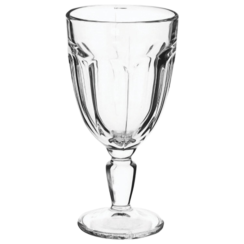"""Бокал для воды/вина, высокая ножка, объем 235 мл, стекло, """"Casablanca"""" (Касабланка), PASABAHCE, 51258СЛ1"""