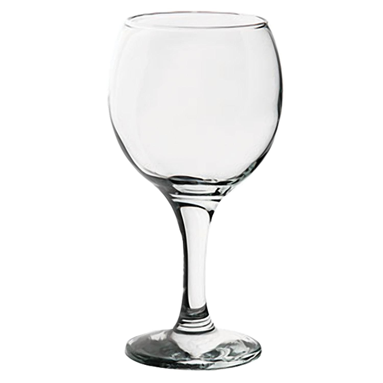 """Набор бокалов для вина, 6 шт., объем 290 мл, стекло, """"Bistro"""", PASABAHCE, 44411"""