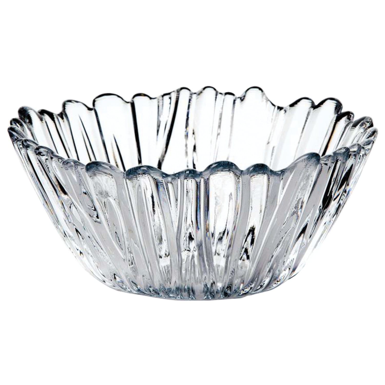 "Набор салатников, 6 шт., объем 1000 мл, диаметр 140 мм, фигурное стекло, ""Aurora"", PASABAHCE, 10601"