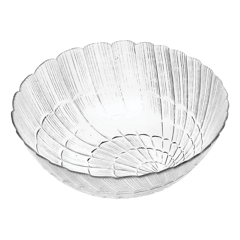 """Набор салатников, 6 шт., диаметр 156 мм, рельефное стекло, глубокие, """"Atlantis"""", PASABAHCE, 10250"""