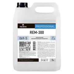 Средство моющее универсальное 5 л, PRO-BRITE REM-300, щелочное, низкопенное, концентрат