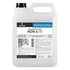 Средство для мытья посуды в посудомоечных машинах 5 л, PRO-BRITE MDW A-11, щелочное, концентрат